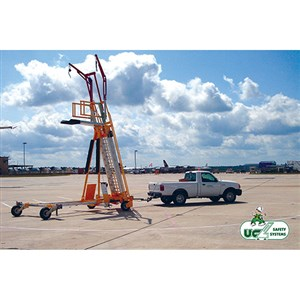 3M DBI/SALA Advanced Adjustable Free-Standing Ladder Access System