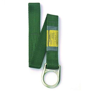 Super Anchor 6015 36 Inch Tie-Off Strap With D-Ring And Loop