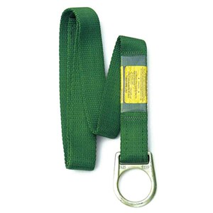 Super Anchor 6016 72 Inch Tie-Off Strap With D-Ring And Loop