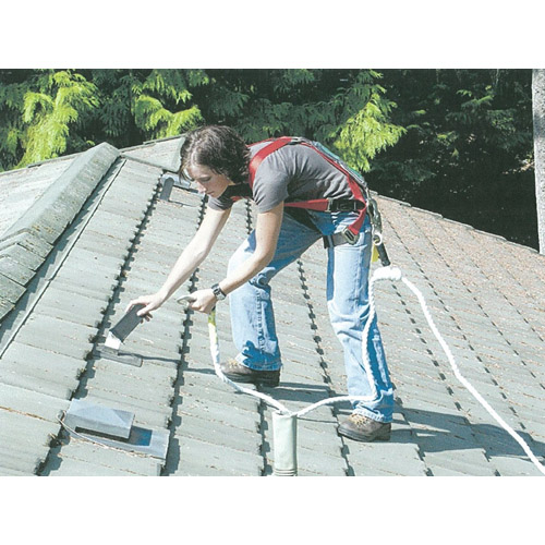 Super Anchor 1020 Ars 6 Pack Permanent Tile Roof Anchor Kit
