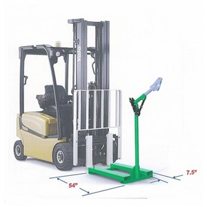 3M DBI/SALA Advanced Series Fork Lift Base