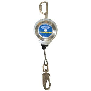 Guardian 10909 20 Foot Retractable Web Lanyard