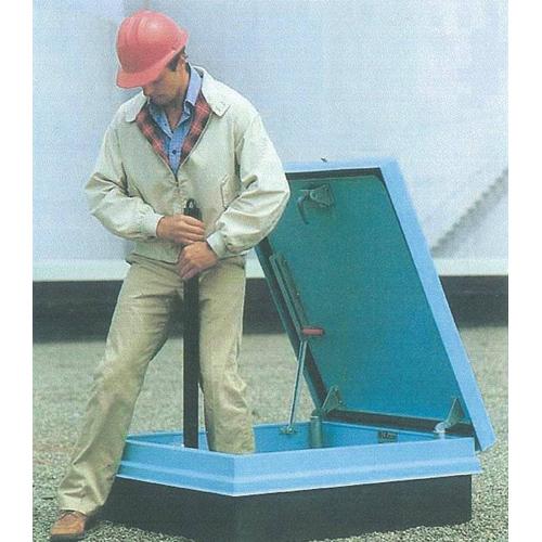Bilco Lu 4 Ladderup Safety Post