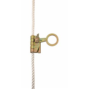 Protecta AC202D 5/8 Inch Removable Rope Grab With Dee Ring