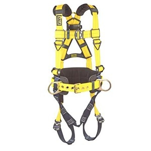 3M DBI/SALA 1110576 Delta Construction Vest Style Full Body Harness