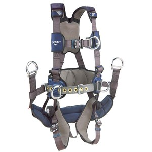 3M DBI/SALA 1113193 ExoFit NEX Tower Climbing Vest-Style Full Body Harness