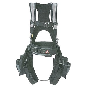 Super Anchor Deluxe Comfort-Fit Full Body Harness 6151-SS