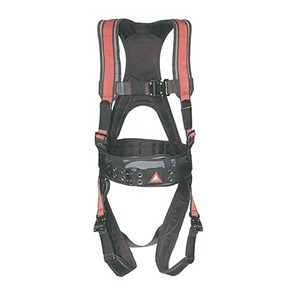 Super Anchor Deluxe Comfort-Fit Full Body Harness 6151-RS