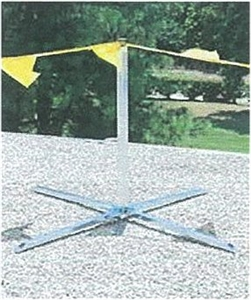 Roof Zone 65002 Safety Warning Line System