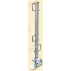 Roof Zone 65014 Steep Slope Guard Rail Bracket