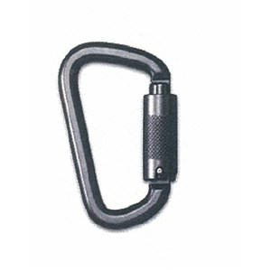 N252G Locking Steel Carabiner