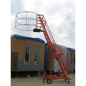 Tuff Built Mobile Access Stair System