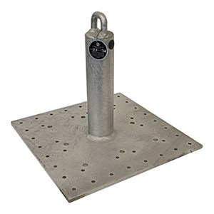 Guardian 00657 CB-18 Roof Anchor For Use On Metal Deck
