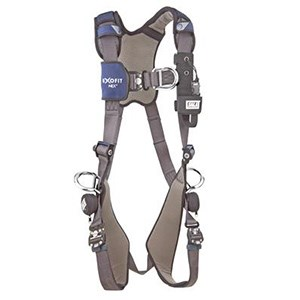 3M DBI/SALA 1113211 ExoFit NEX Global Wind Energy 5-Point Full Body Harness