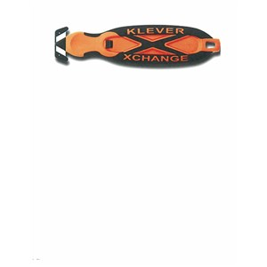 KCJ-XCO Klever X-Change Safety Cutter With Replaceable Blade Head