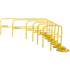 BlueWater 500004 7.5 Foot Safety Rail 2000