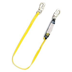 Guardian 01214   Shock Absorbing Web Lanyard