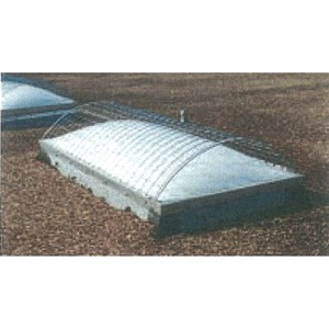 Plasteco, Inc A-SM1 FallGuard Skylight Screen