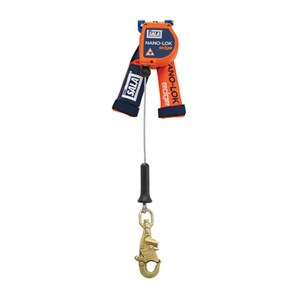 3M DBI/SALA 3500211 Nano-Lok Edge 8 Foot Self Retracting Lifeline