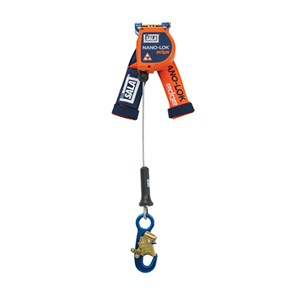 3M DBI/SALA 3500215 Nano-Lok Edge 8 Foot Self Retracting Lifeline