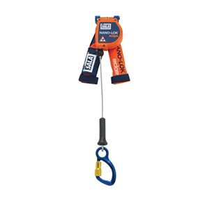 3M DBI/SALA 3500214 Nano-Lok Edge 8 Foot Self Retracting Lifeline