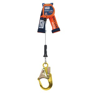 3M DBI/SALA 3500212 Nano-Lok Edge 8 Foot Self Retracting Lifeline