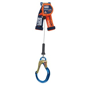 3M DBI/SALA 3500216 Nano-Lok Edge 8 Foot Self Retracting Lifeline