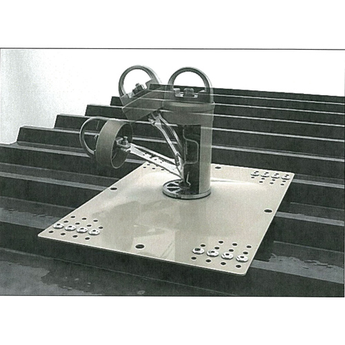 Miller Fusion X10010 Metal Sheathing Roof Anchor Post