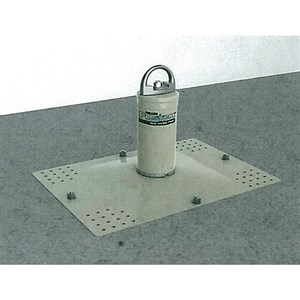 Miller Fusion X10050 Concrete Decking Roof Anchor Post