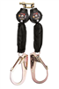 Guardian 11087 Diablo Double Leg 6 Foot Self Retracting Web Lifeline