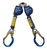3M DBI/SALA 3101624 Nano-Lok 100% Tie-Off Extended Length 9 Foot Self Retracting Web Lifeline