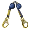 3M DBI/SALA 3101625 Nano-Lok 100% Tie-Off Extended Length 9 Foot Self Retracting Web Lifeline