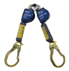 3M DBI/SALA 3101626  Nano-Lok 100% Tie-Off Extended Length 9 Foot  Self Retracting Web Lifeline