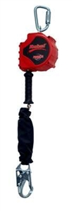 3M Protecta 3590018 Rebel 15 Foot Self Retracting Cable Lifeline