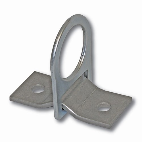 Guardian 00360 D Ring 2 Hole Anchor Plate