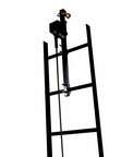 3M DBI/SALA 6116613 Lad-Saf 2 User Stainless Steel Cable Vertical Climbing System