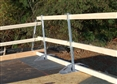 Roof Zone 65023 Rake Edge guard rail bracket