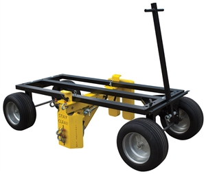 Roof Zone 65033 Penetrator Mobile Fall Protection System