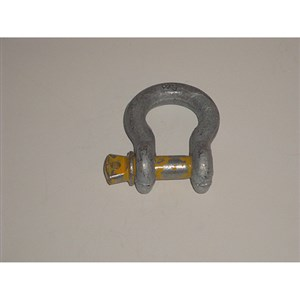 2-1/2 Inch Screw Pin Anchor Shackle