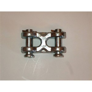 1/2 Inch Double Clevis Connecting Link