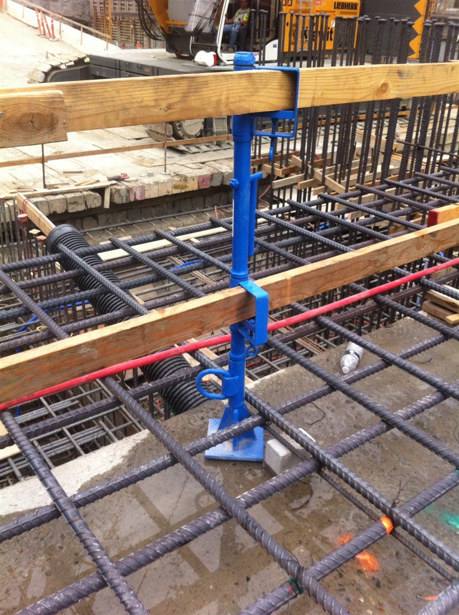 SAPS SAP42D Safety Anchor Post System For Use In Concrete Construction