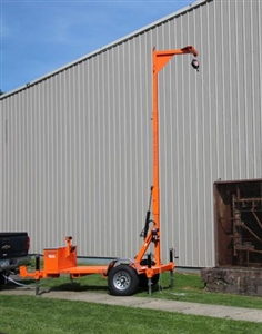 Malta Dynamics X1000 Grabber Mobile Fall Protection System