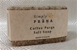 Coffee Purge Salt Soap