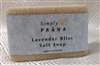 Lavender Bliss Salt Soap