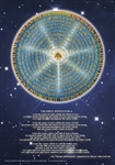 The Great Invocation with the Gayatri Mantra Postcard
