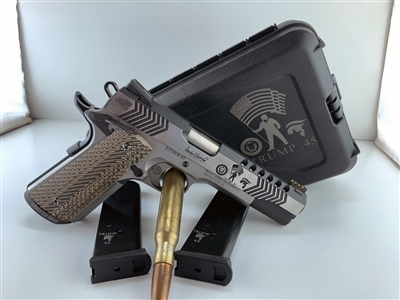 Trump Edition .45ACP 1911 Complete Build