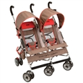 Jeep Wrangler Twin Sport All Weather Stroller - JT008-XHT1