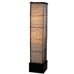 Kenroy Home Trellis Outdoor Floor Lamp, Bronze - 32250BRZ