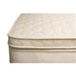"Naturepedic Queen 3"" Comfort Topper, Quilted - PQ97"
