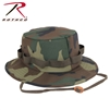 ROTHCO - JUNGLE HAT WOODLAND CAMO